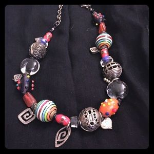 Chicos colorful necklace